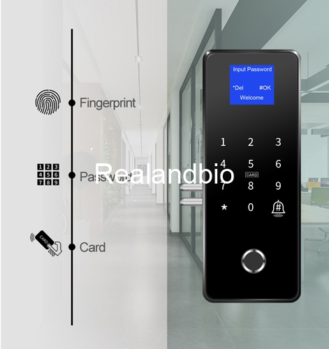 RL208 Fingerprint Smart Lock